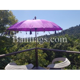 Purple Bali Umbrella