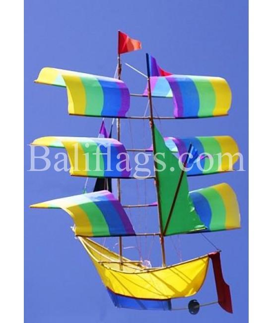 Boat Kite