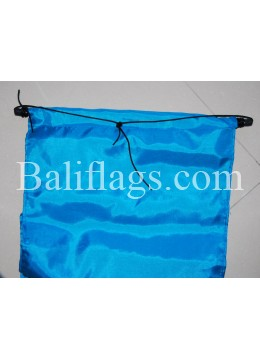 Light Blue Dancing Flag