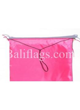Pink Dancing Flag
