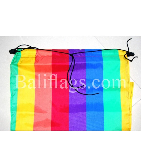 Rainbow Dancing Flag