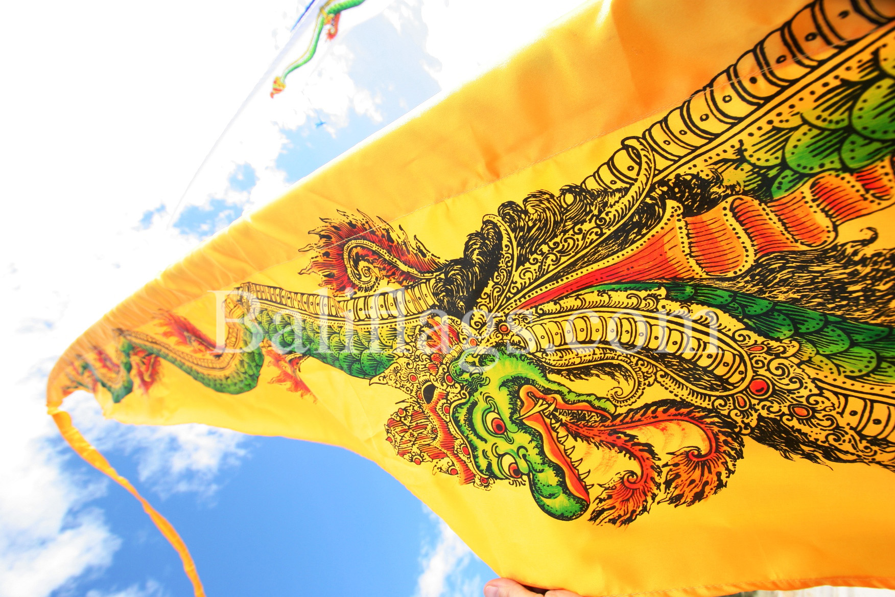 Bali-Yellow-Dragon-Flag